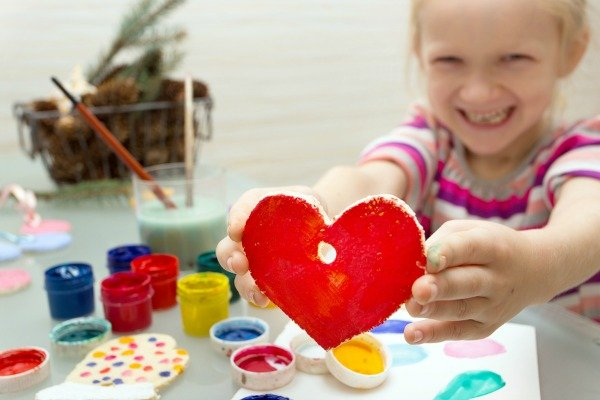 From sensory play and stamp painting to sponge painting and rice krispie treats, these easy Valentine's Day activities for toddlers are the perfect way to have fun at home while practicing fine motor skills. Whether you're looking for DIY Valentine's Day gifts for Grandparents, or just need art projects to keep your little ones occupied on bad weather days, these heart activities for kids are sure to be a hit!