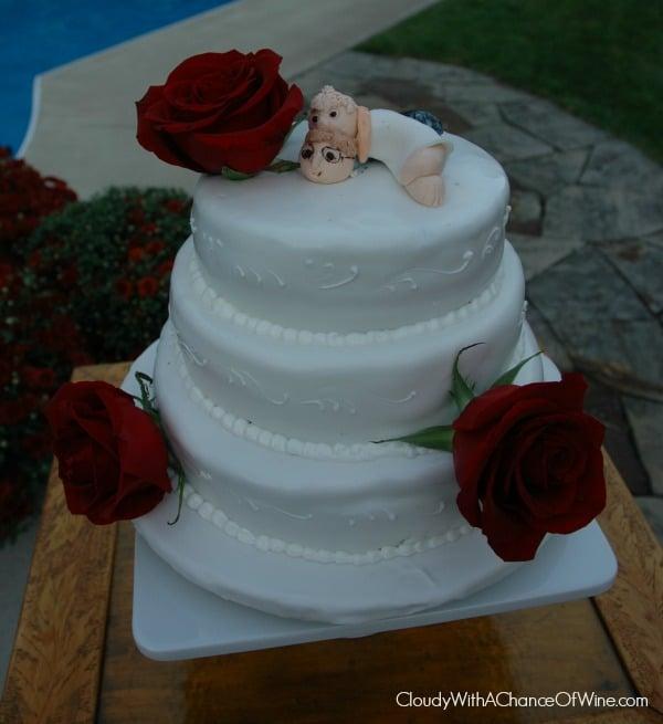 Ugly Wedding: The UGLIEST Wedding Cake I've Ever Seen