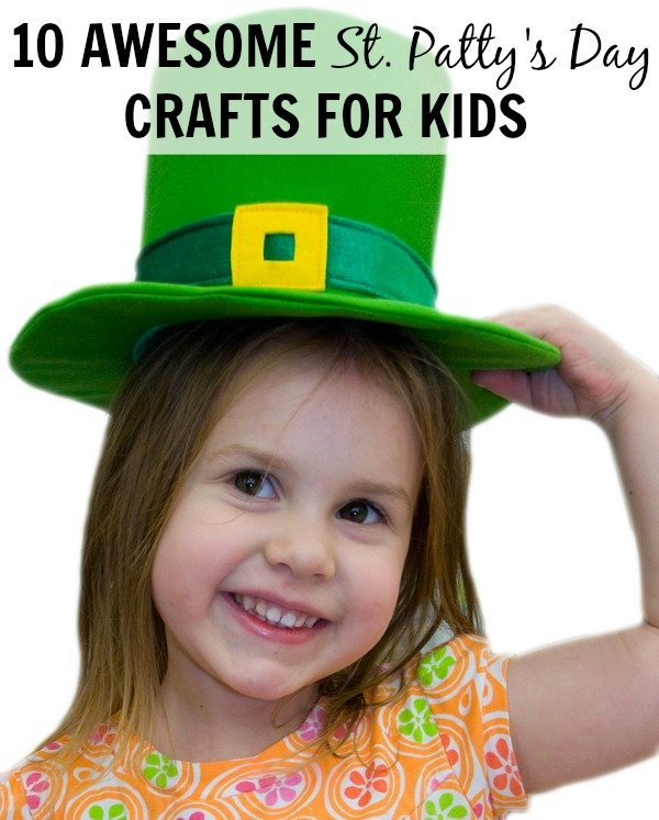 10 awesome St. Patrick's Day crafts for kids