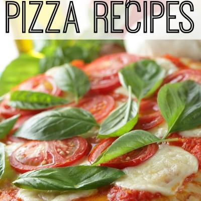 10 delicious gourmet pizza recipes