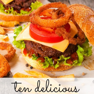 10 delicious ground beef recipes