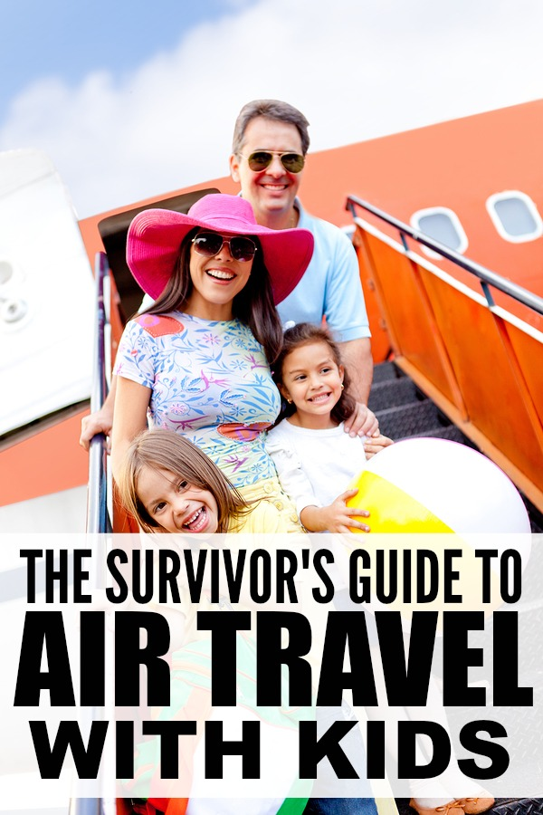 If you plan on flying with kids in the near future and want travel tips to help you keep your sanity intact, you've come to the right place. Traveling with kids is never easy, especially when you're on a plane for hours on end (isn't international travel fun?!), but we've got great packing suggestions and activities, as well as other ideas you probably never thought of for a smooth ride!