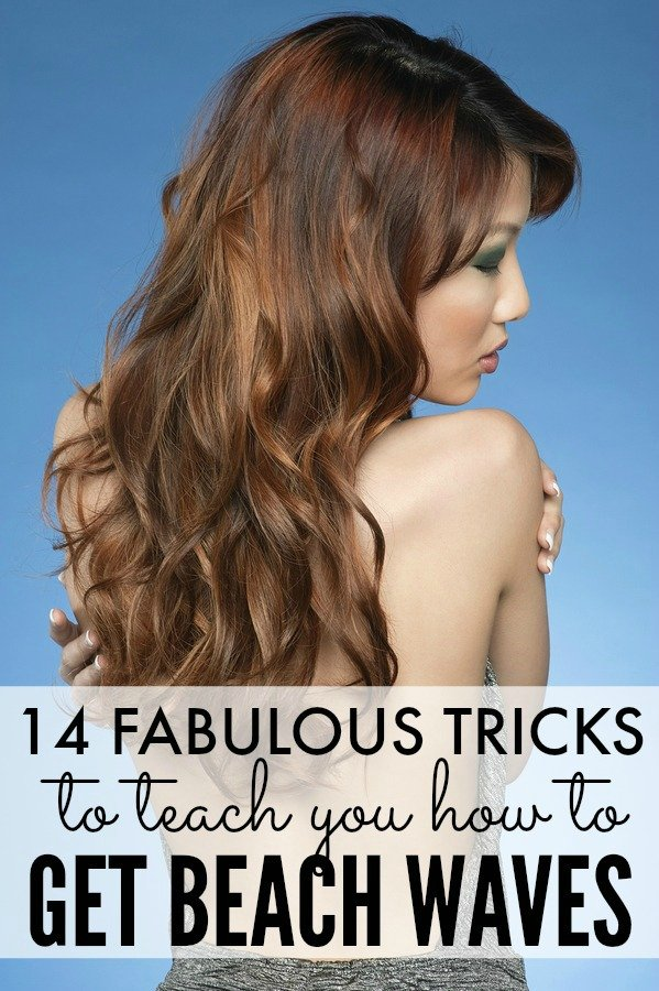 Whether you want to learn how to get beach waves with a flat iron, without heat, with a wand, or overnight, and regardless of the length of your hair (short, medium, or long), we've got all of the tips, tutorials, and techniques you need to sport sexy beach waves year-round!