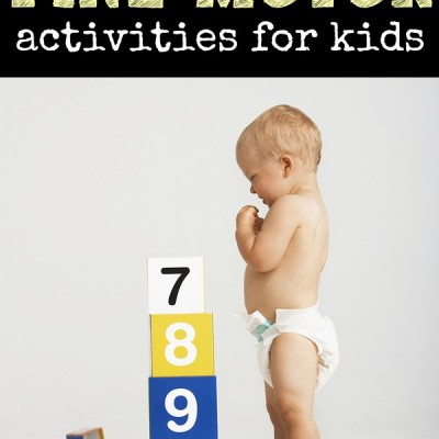15 fun & engaging activities that develop fine motor skills