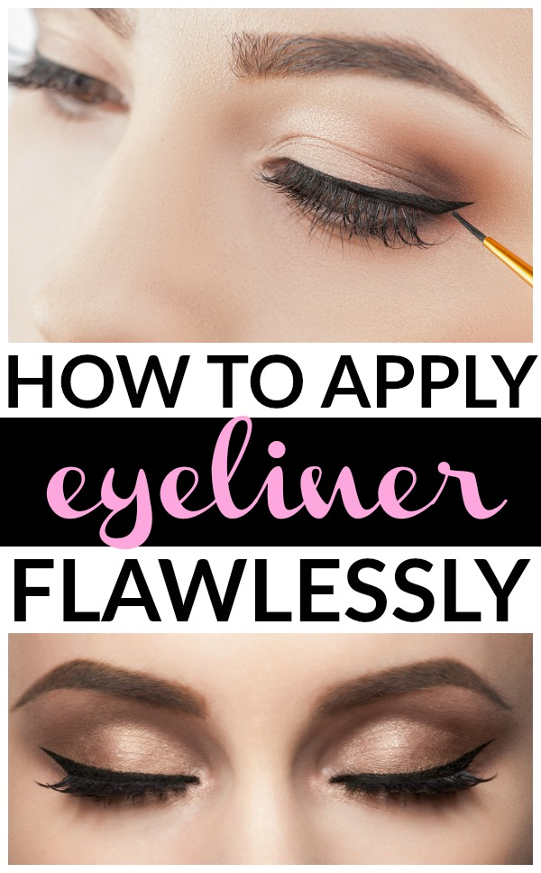 7 fantastic tutorials to teach you how to apply eyeliner ...