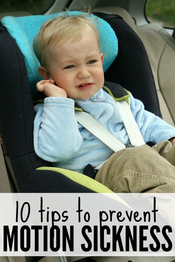 If you or your kids suffer from motion sickness, and you have a long road trip ahead of you, this list of motion sickness remedies is for you! I still get queasy if I read in a car, but by following these tips and tricks, I am a much better passenger on long car rides.