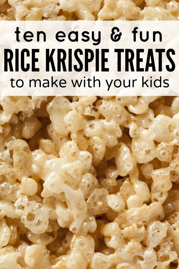 Whether you're a fan of the original recipe for rice krispie treats, want to add a few flavors (peanut butter, chocolate, cake batter, Nutella, to name a few), need a good holiday-inspired idea for Christmas or Valentine's Day, prefer something healthy, or want something on a stick that's gooey but also mess-free for your child's class party, we've got you covered. We've rounded up 10 of the best rice krispie treats recipes to make with kids - number 7 makes a fab DIY Teacher Appreciation Gift!