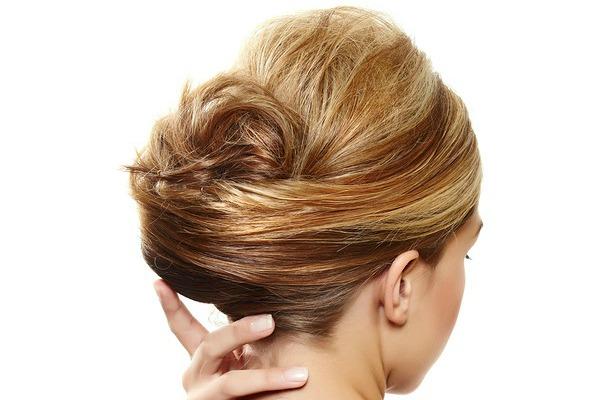 Incredible 10 Easy Amp Glamorous Updos For Medium Length Hair Short Hairstyles Gunalazisus