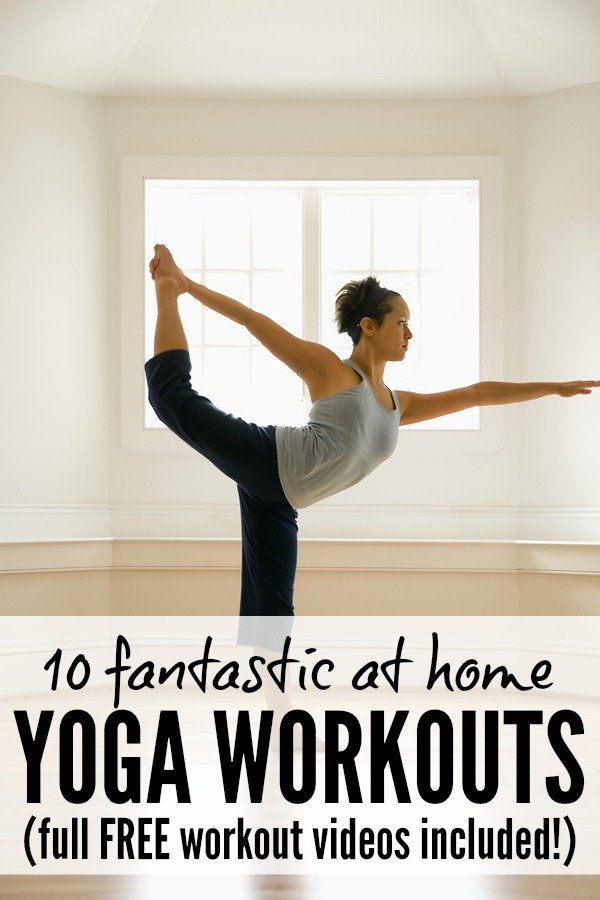 Practicing yoga regularly offers a great full-body workout and is fabulous for flexibility, for weight loss, for abs, and for fat burning. It's also great for stress! We've rounded up 10 different sequences and routines for beginners to help you learn the poses and find your inner yogi.