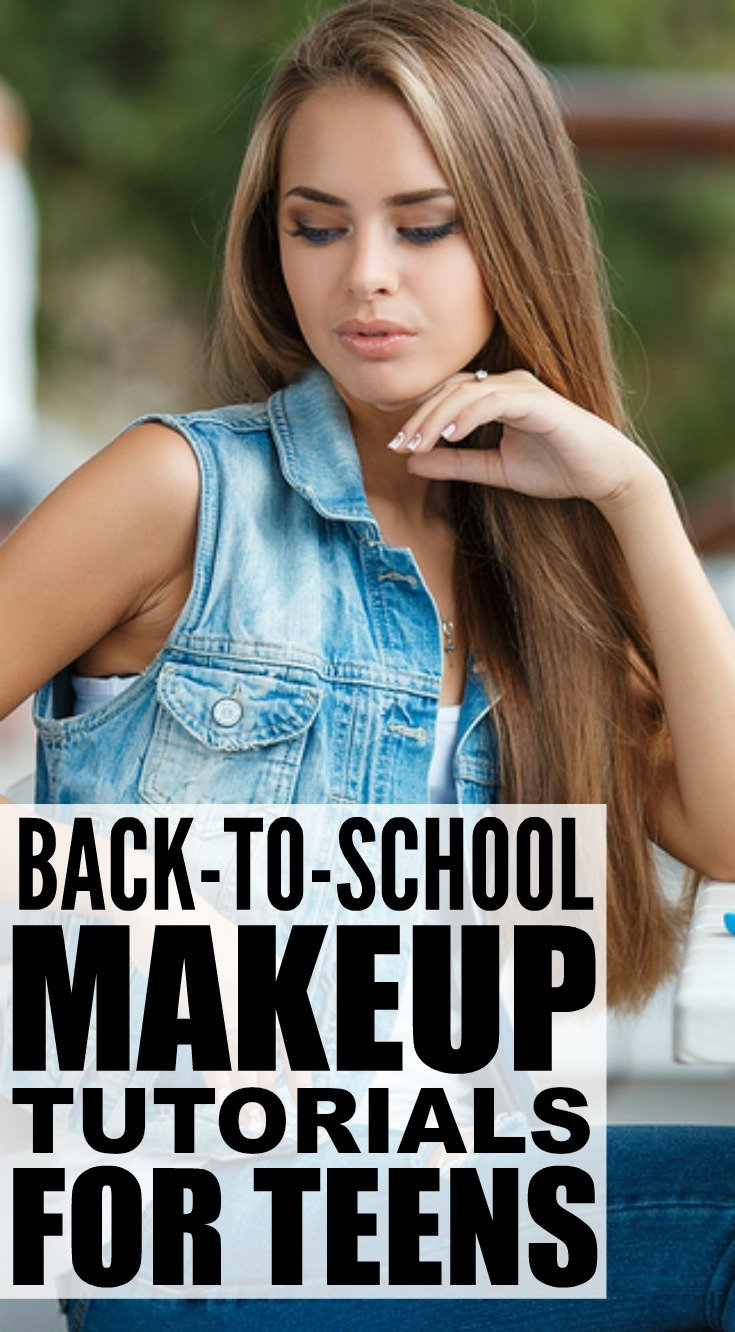 5 fantastic back to school makeup tutorials for teenagers meraki looking for the perfect back to school makeup tutorial for teens to give you baditri Gallery