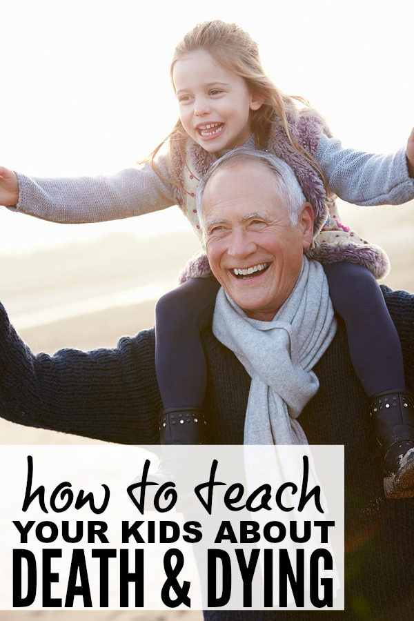 If you've suffered a loss in your family and don't know how to address it with your children, these simple and easy parenting tips are just what you need to teach your kids about death and dying. They worked really well with my 3 yo when my dad died unexpectedly over the summer, and if you're going to through something similarly painful, I hope they work well for you, too. BIG HUGS!