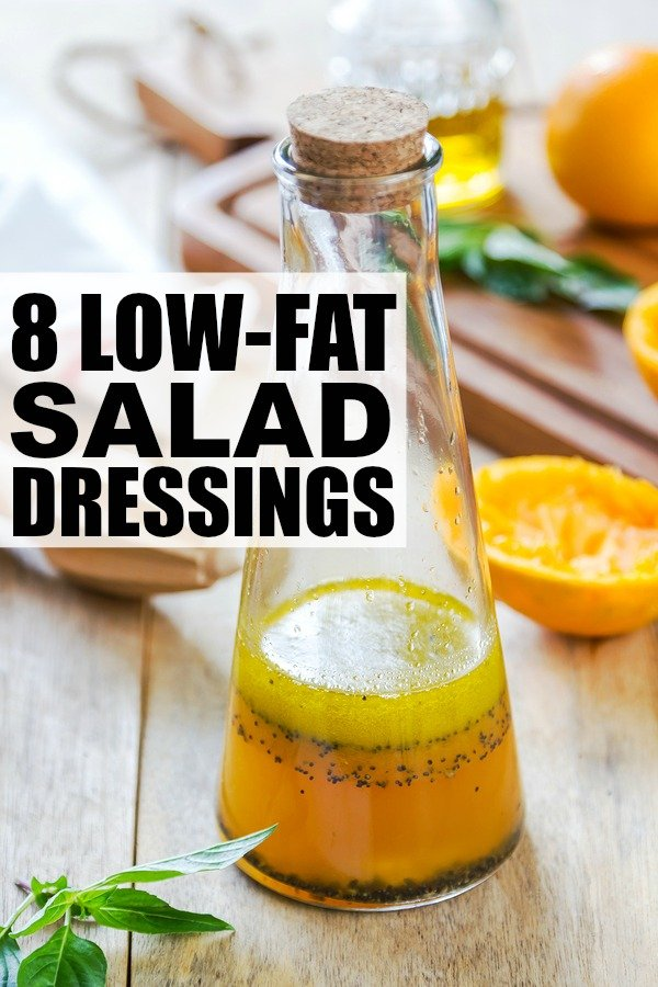 Low Fat Salad Dressings 2