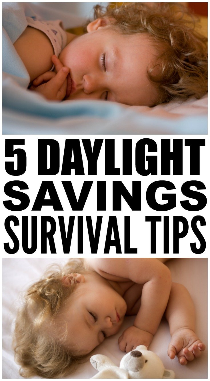 While the whole 'fall back' concept was appealing when we were young adults who wanted to get the most out of our weekends, daylight savings is no joke when you have small children, but thanks to this collection of simple and practical tips to help you survive daylight savings, there's light at the end of the tunnel. From adjusting sleep schedules to products we swear by to finding professional sleep coaching that's right for you, we'll help you find your way back to a good night of sleep!