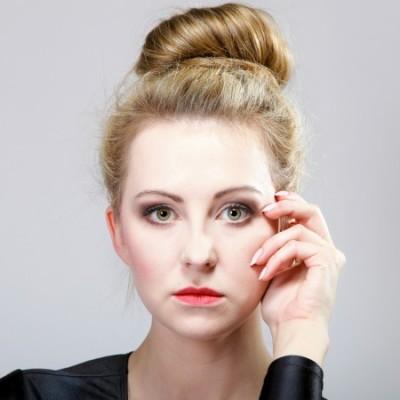 8 super easy bun hairstyles