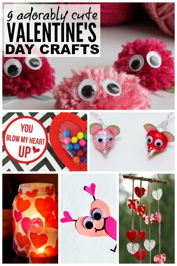 Looking for the perfect valentines ideas to keep your kids ...