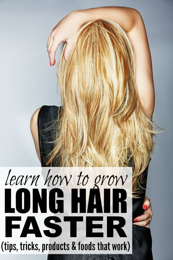 how to make hair grow fast tips