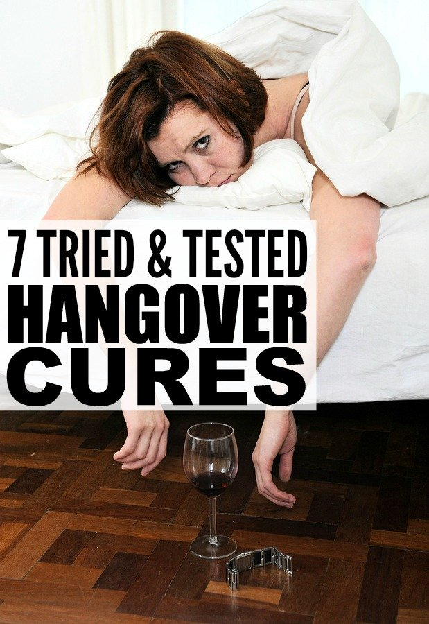 From a pounding headache to nausea and sometimes vomiting, hangovers can be a REAL drag, but thanks to this list of the best quick hangover remedies that actually work, having a little too much to drink with the girls doesn't have to hurt so much the next morning. While the results won't be INSTANT, these hangover tips will keep you from hanging your head in the toilet all morning. From food to exercise to the infamous hair of the dog, we've got you covered!