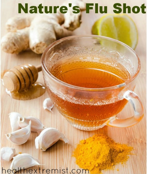 Natural Remedies To Avoid Stomach Flu