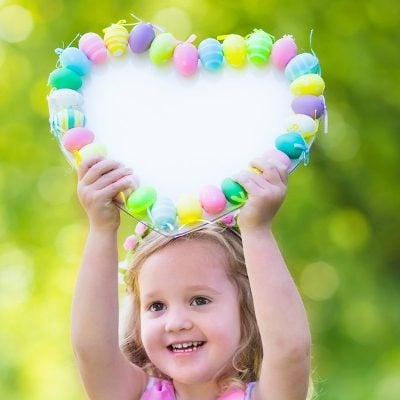15 simple and easy Easter crafts for kids you'll fall in love with