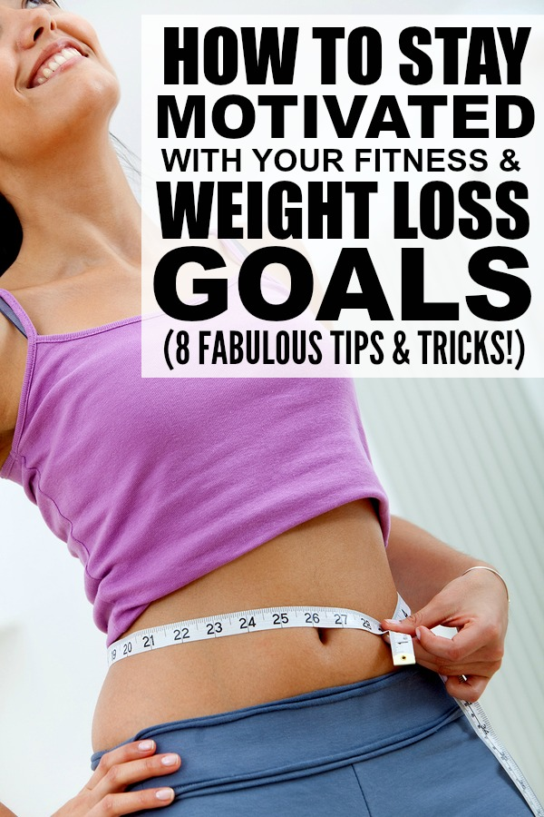 Losing Weight: Getting Started