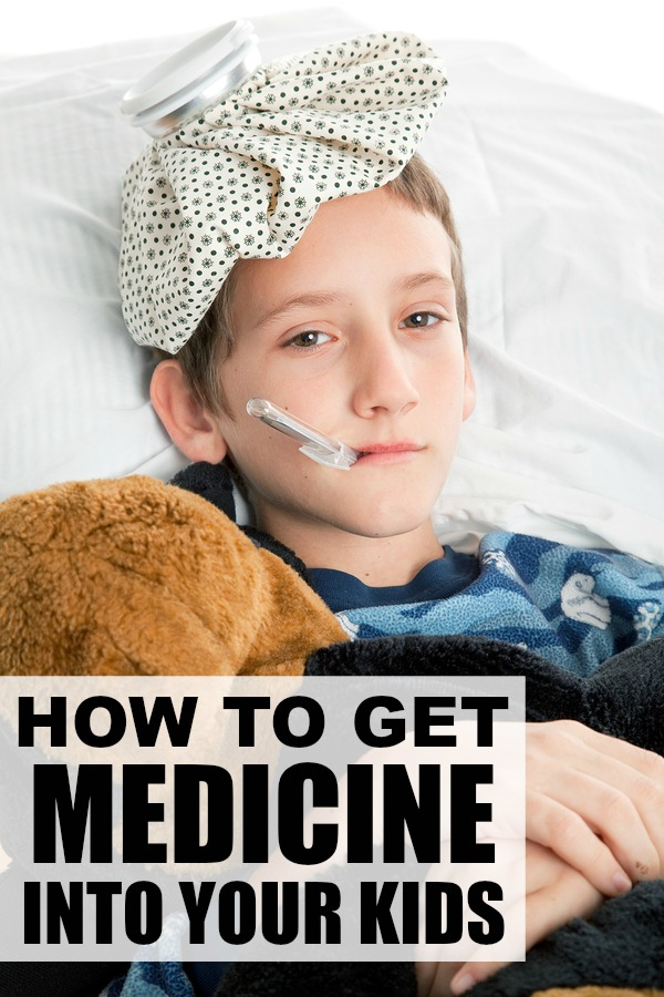 If your kids are prone to colds and coughs but REFUSE to take medicine without putting up a fuss, this little trick to teach you how to get medicine into kids is for you! I wish I had known about this product years ago! #DrCocoaReliefWithASmile