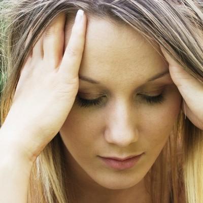 afvallen en stress