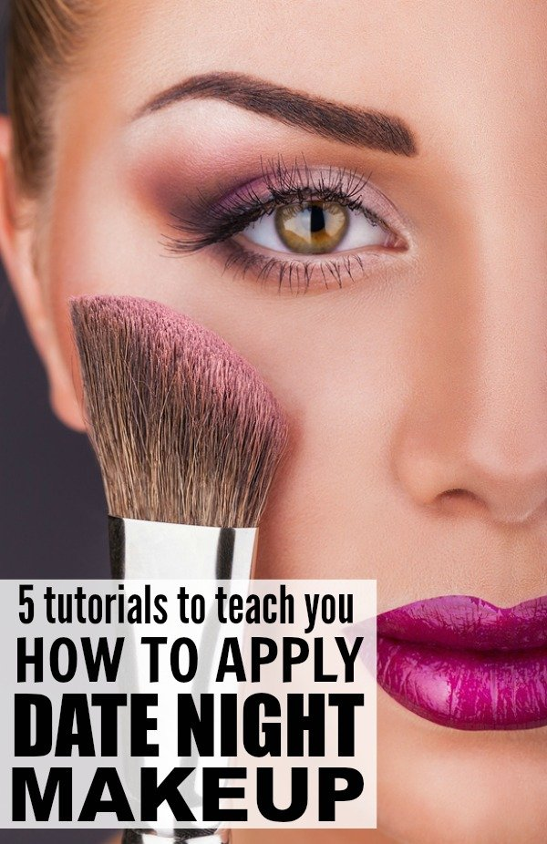 If you have a big date night planned with your special someone and want to look glamorous, these date night makeup tutorials are for you! Some are more understated while others are a little more dramatic, but all of them will make you look and feel beautiful. These are the perfect formal makeup tutorials for other special occassions like weddings and prom, too. Good luck and enjoy!