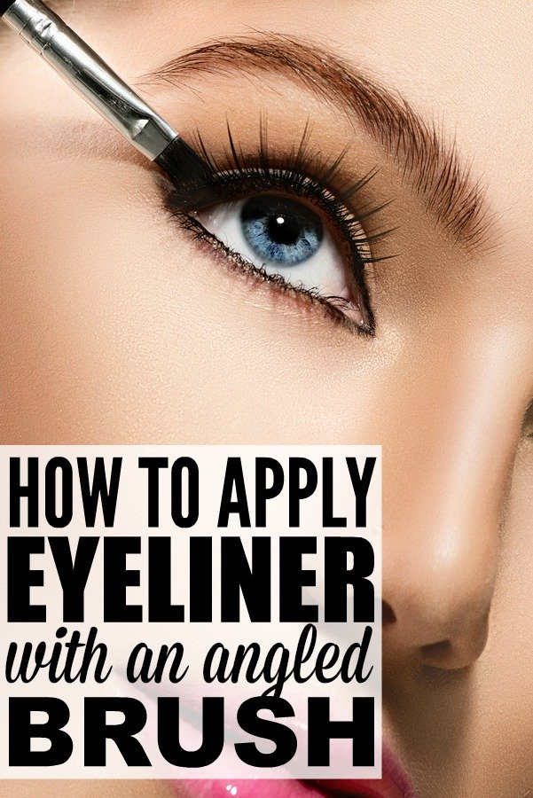 If you love the look of gel eyeliner, but have no clue how to apply apply eyeliner with an angled brush (or any brush for that matter!), these how-to videos will teach you all the tips and tricks you need to get the perfect look every single time.