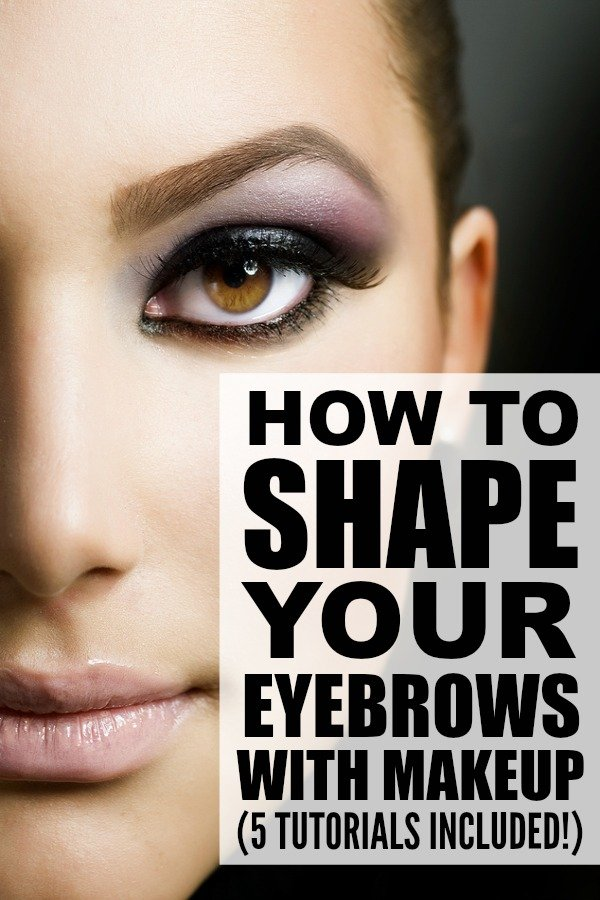 how to draw my eyebrows perfectly
