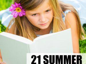28 easy summer activities to get your child ready for kindergarten