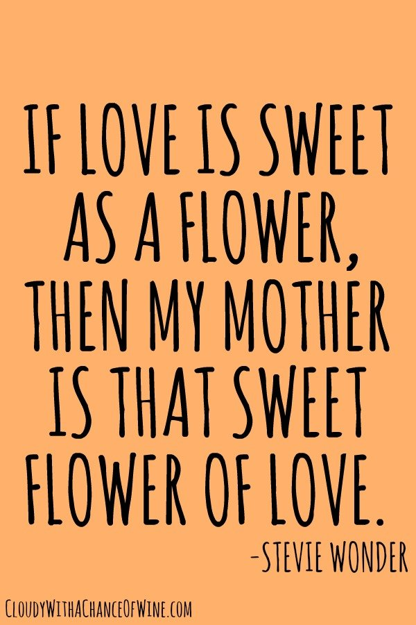 I Love You Mom Quotes For Facebook : 20 Mothers Day quotes to say ?I love you