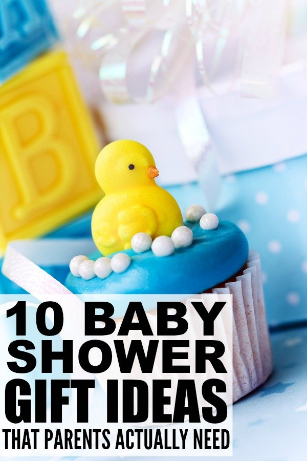 10 Baby Shower Gifts Parents Actually Need