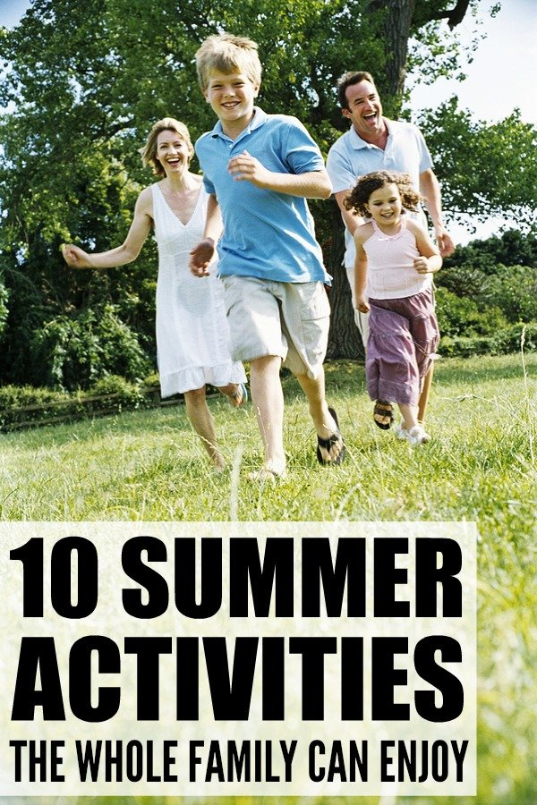 This collection of summer activities the whole family can enjoy is the perfect way to make this summer one of the best yet for your kids! You can enjoy these at home or while traveling, and they make for fantastic boredom busters for long summer days!