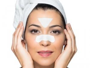 2-ingredient DIY pore strips to get rid of blackheads
