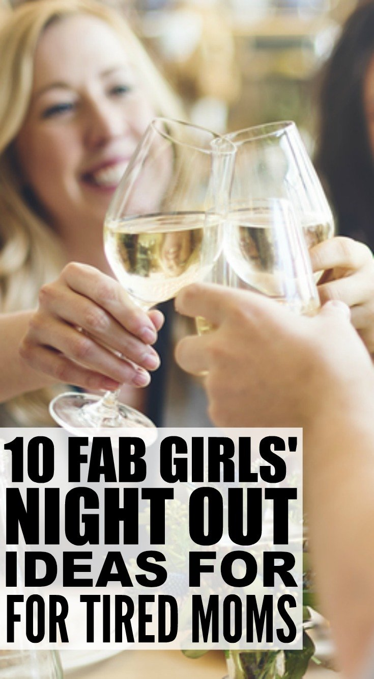 In dire need of a night out with the girls, but can't fathom a night at a club when your little ones will be up at the crack of dawn? We've got you covered. Whether you're looking for girls' night out ideas you can enjoy at home or while you're out on the town, we've got 10 cheap activities you and your gals will love! Perfect for summer, fall, winter, and spring, these also double as good date night ideas with your special someone.