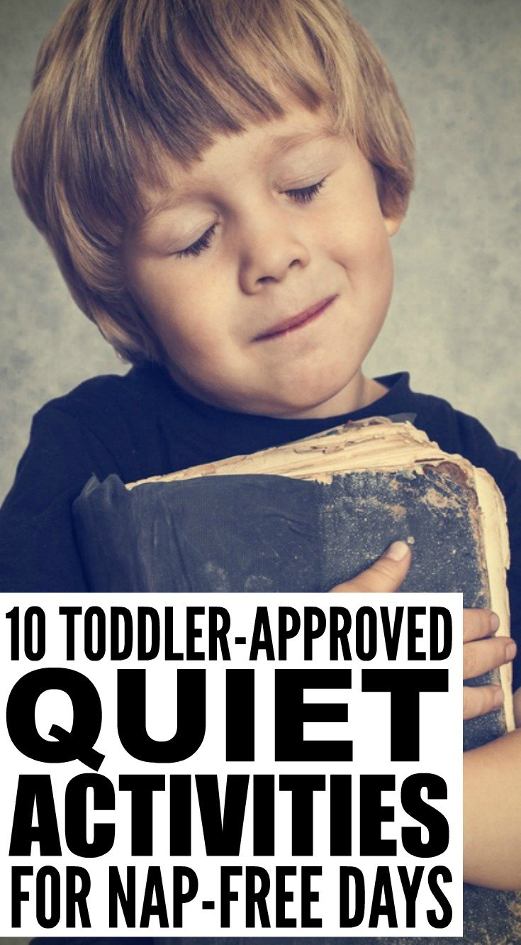 If you're looking for quiet activities for kids to keep your little ones occupied in church, on roundtrips, in the classroom, or on days they simply refuse to nap but need a little downtime, this collection of ideas is for you. Perfect for toddlers, preschoolers, and kindergarteners, these simple learning activities will keep your kids entertained and quiet while simultaneously developing their fine motor skills and giving you a breather.
