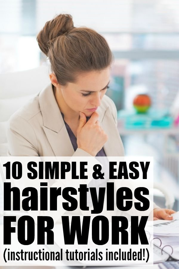 10 Easy Got7 Casual Outfits Kpopmap: 10 Simple And Easy Hairstyles For Work