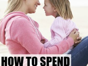 How to spend more time with your kids: one trick that works!