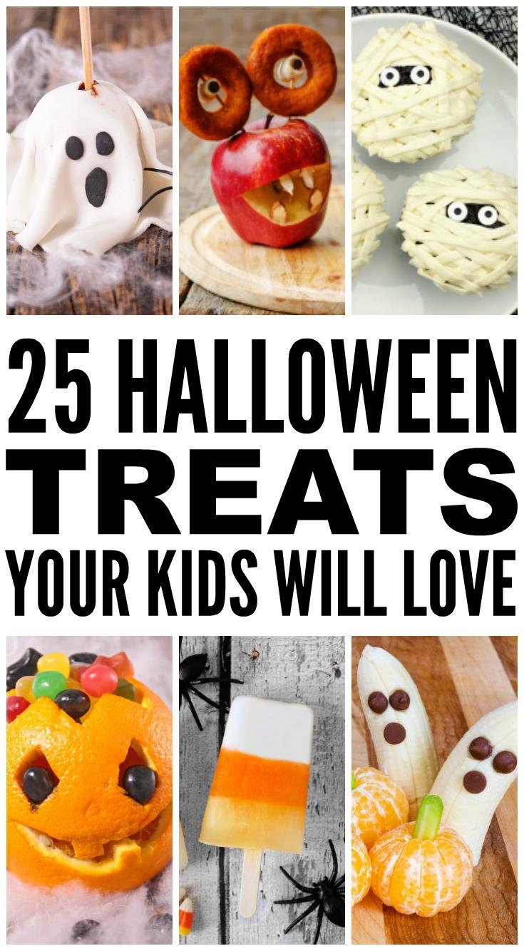 25 Halloween treats for kids