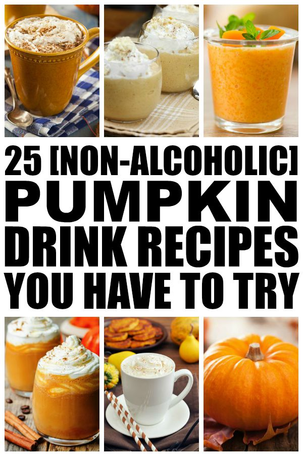 While I'm a sucker for pumpkin pie and most things alcoholic, chasing pie with a RumChata-spiked latte isn't always practical, but thanks to this collection of non-alcoholic pumpkin drinks, I can still indulge on the daily! Whether you like your pumpkin drinks hot, warm, or cold, prefer something healthy or glutinous, or just want to replicate your favorite Starbucks drink from the comfort of your own home, we've got you covered. We've even thrown in a few crockpot options - #10 is my favorite!