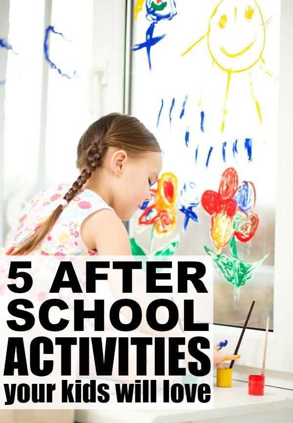 If you're on the hunt for late afternoon boredom busters you can enjoy with your kids, this collection of indoor after school activities is a great place to start!