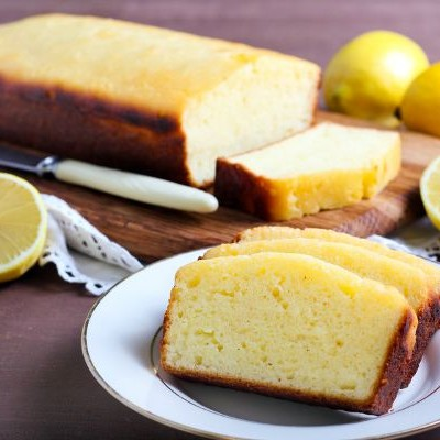 Simple lemon loaf