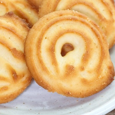 Simple and delicious butter cookie recipe
