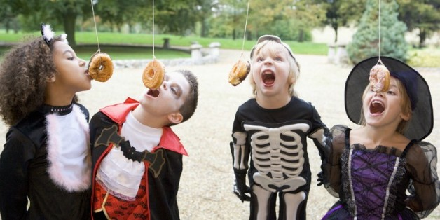 25 Halloween games for kids