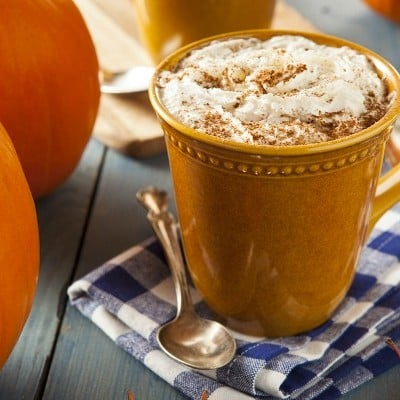 25 [non-alcoholic] pumpkin drink recipes you have to try