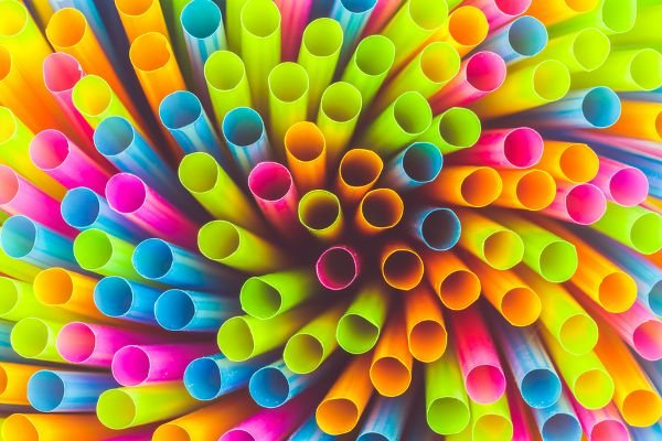 20 drinking straw crafts for kids