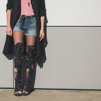 3 tips to teach you how to wear thigh high boots