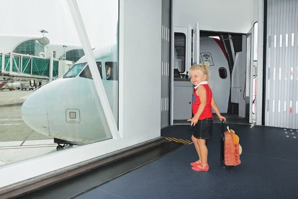 If air travel with kids is in your near future, this collection of tips for flying with kids is just what you need to make it to your destination with your sanity intact. Tip number 6 has been a lifesaver to me!