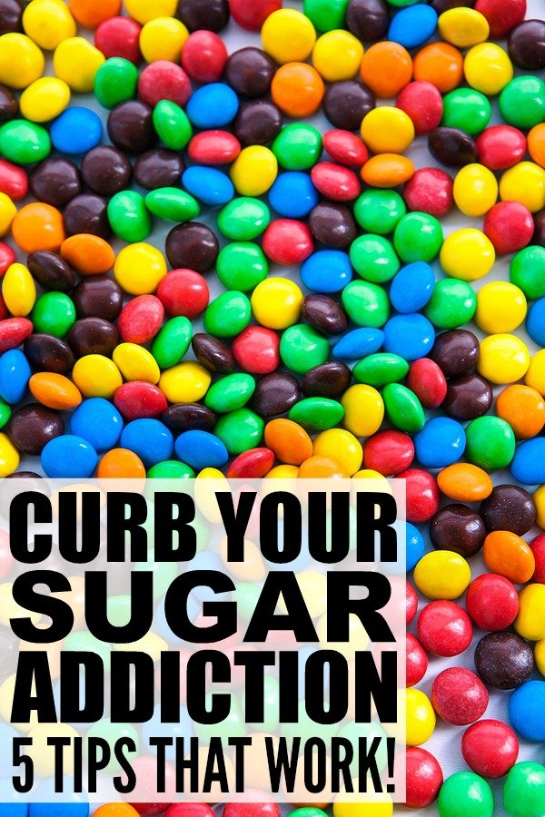 An excessive amount of sugar in your daily diet can lead to mood swings, energy crashes, weight gain, and can affect your day-to-day brain function. Fortunately there are multiple ways to kick your sugar addiction so you're living a healthier lifestyle. Sugar in moderation is fine, but if you're truly hooked, here are 5 effective ways to curb your sugar addiction for good!