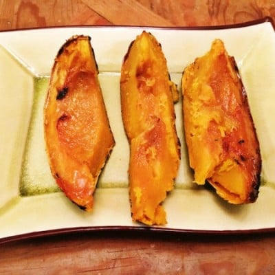 Sugared Sweet Potatoes